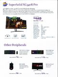 Dreamcore monitors & input devices