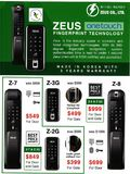 Smart door locks - Pg 4