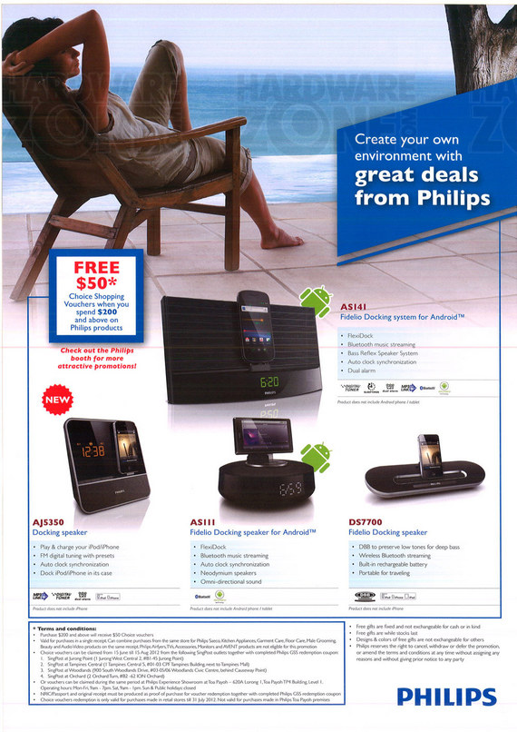 Philips Audio - Page 1