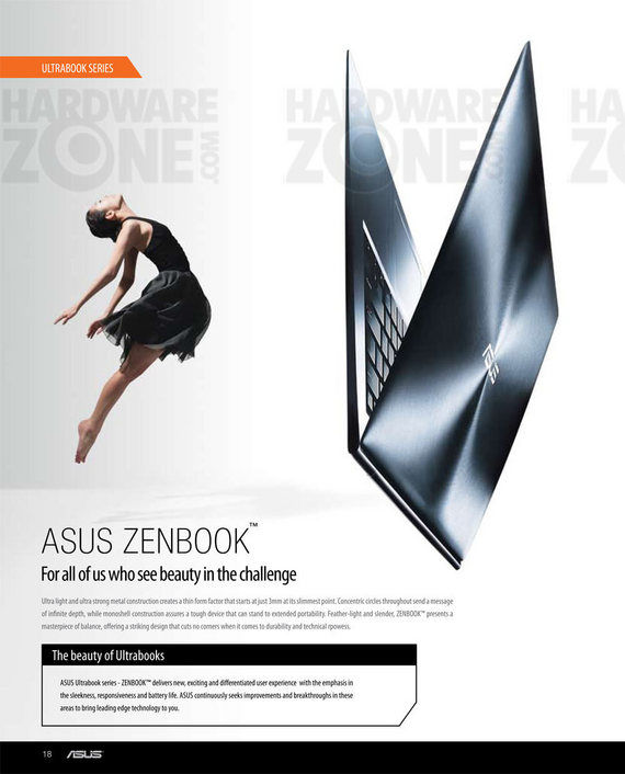 ASUS notebooks - Page 2