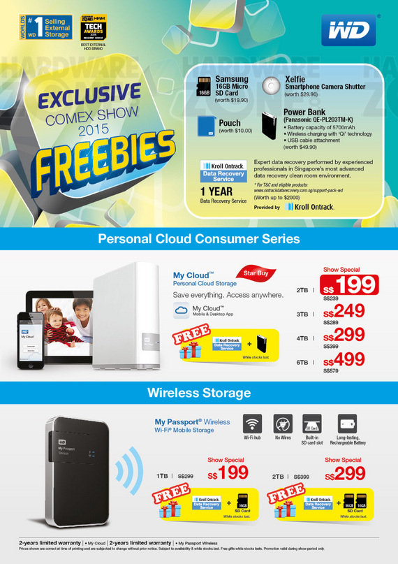WD external drives - page 2