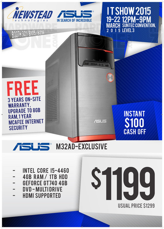 ASUS @ Newstead - Page 5