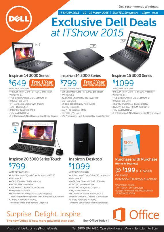 Dell Inspiron Deals
