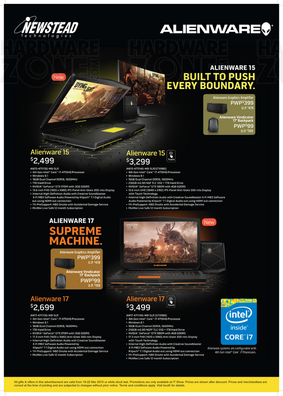 Alienware @ Newstead - Page 2