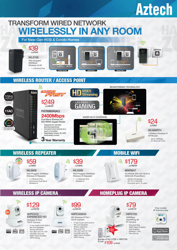 Aztech Networking - Page 3