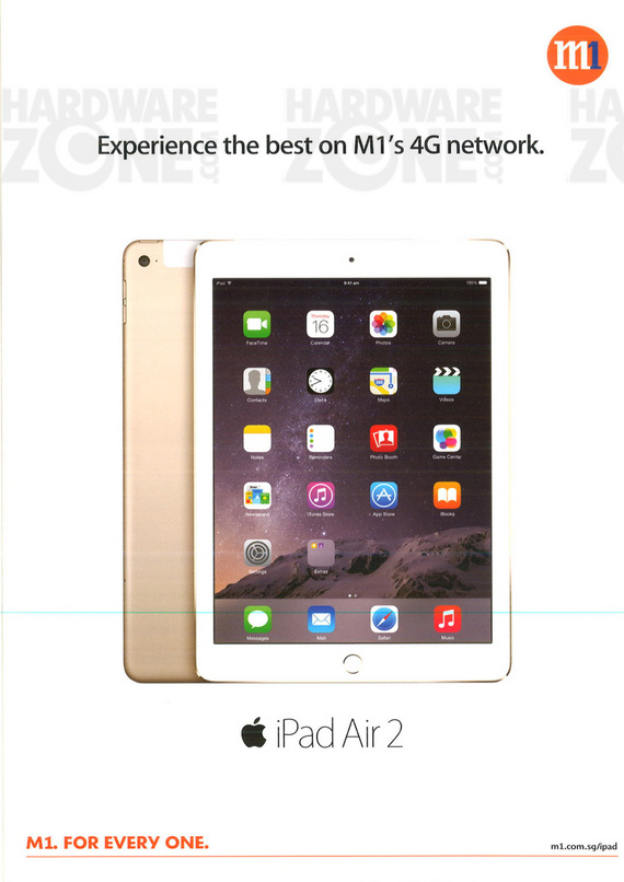 M1 iPad Air 2 & mini 3 - page 1