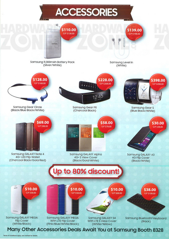 Samsung Accessories - page 2