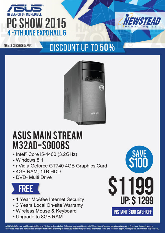Asus at Newstead - Page 3