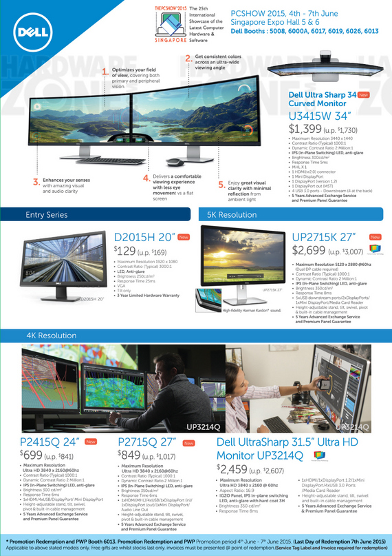 Dell Monitors - Page 1