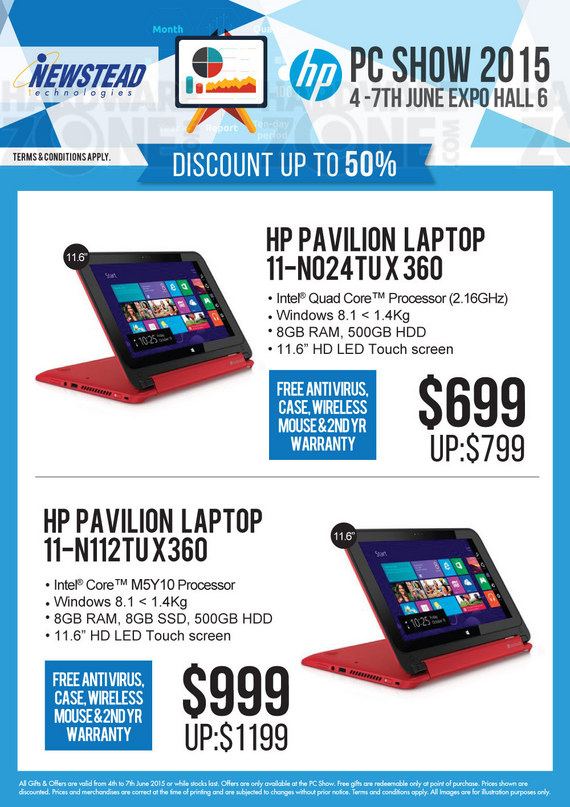 HP Notebooks at Newstead - Page 2