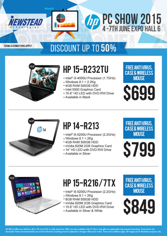 HP Notebooks at Newstead - Page 3