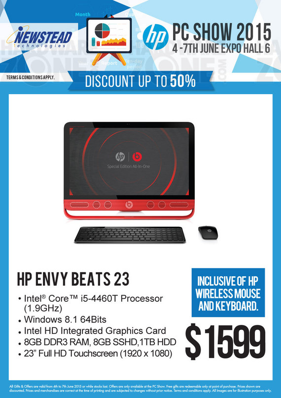 HP Desktops at Newstead - Page 5