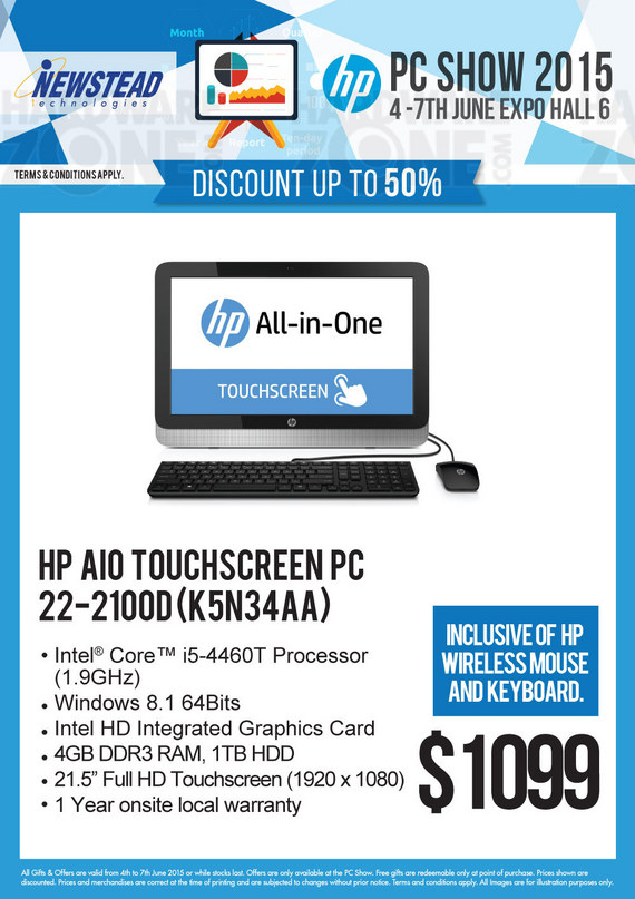 HP Desktops at Newstead - Page 7
