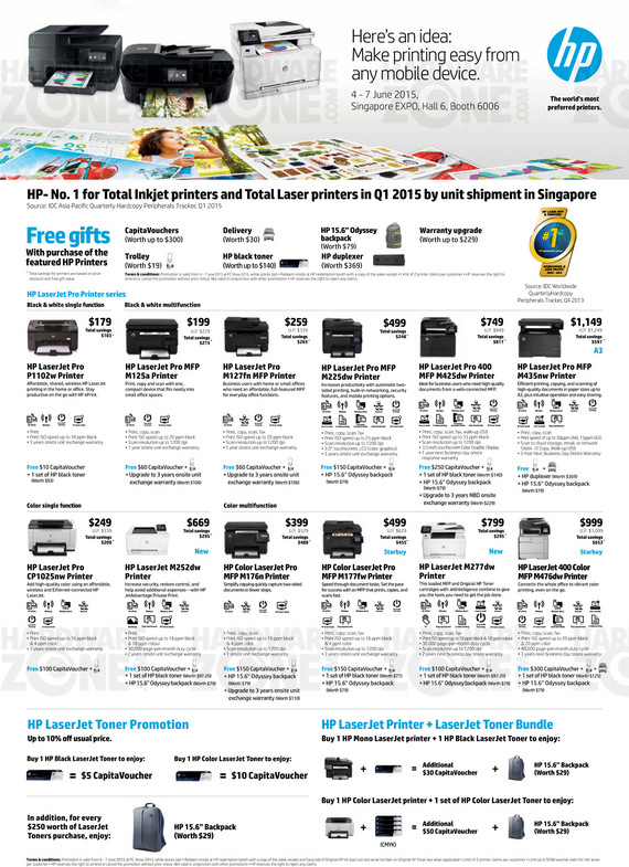 HP Printers & Supplies - Page 1