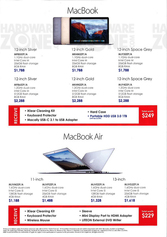 Best Denki - Apple MBA and MB