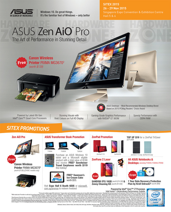 ASUS Product Guide - Pg 1