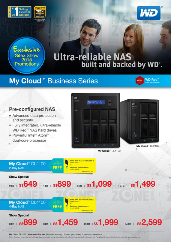 WD external drives - page 3
