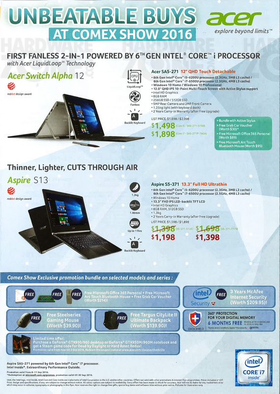 Acer - page 1