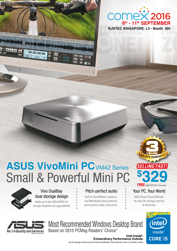 ASUS Console & Mini PCs - Pg 3