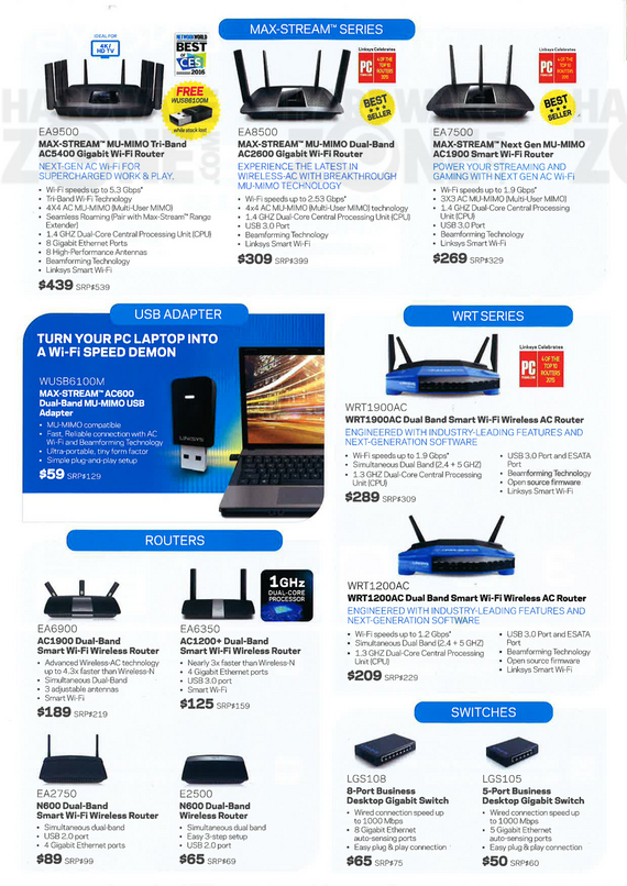 Linksys - page 2