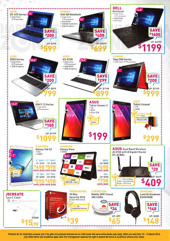 Gain City promos - page 4