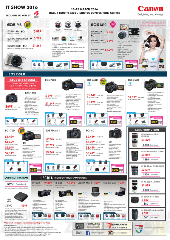 Canon DSLRs & Camcorders