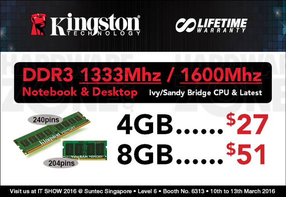 Kingston DDR3