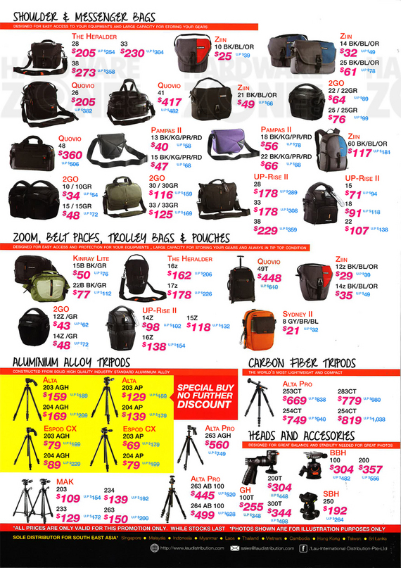 Photography Gear - page 2