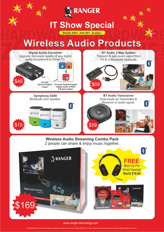 Ranger Wireless Audio