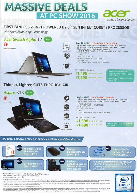 Acer page 1