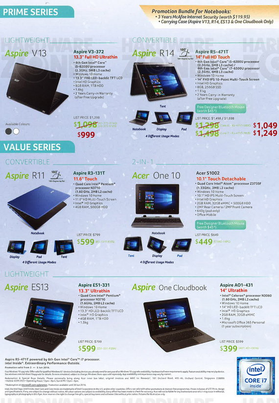 Acer page 3