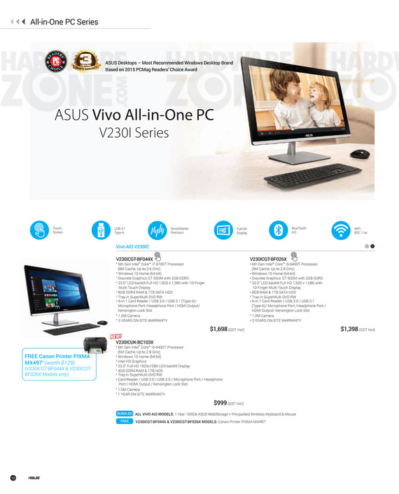 ASUS Product Guide - Pg 12