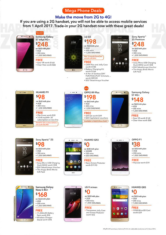 M1 mobile page 3