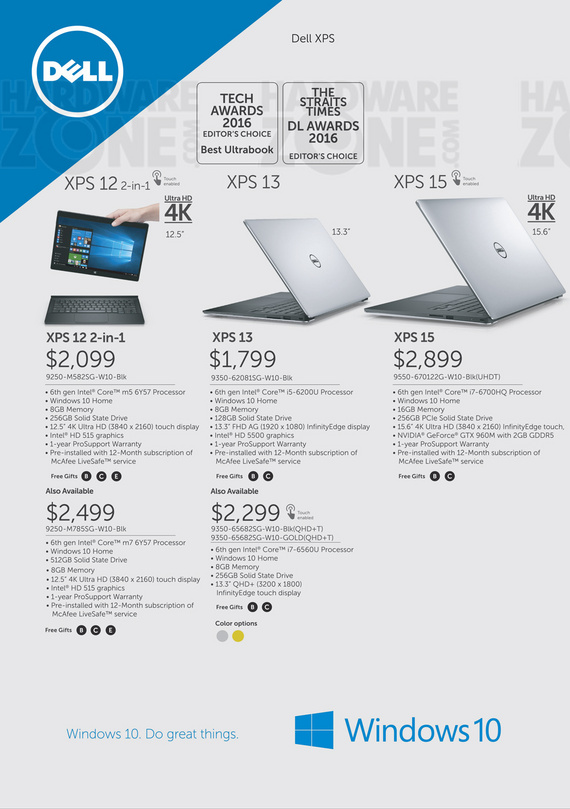 Dell Flyer - Pg 2