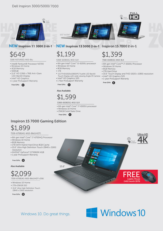 Dell Flyer - Pg 5