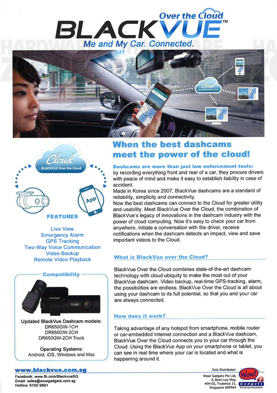 Blackvue car cam - page 3