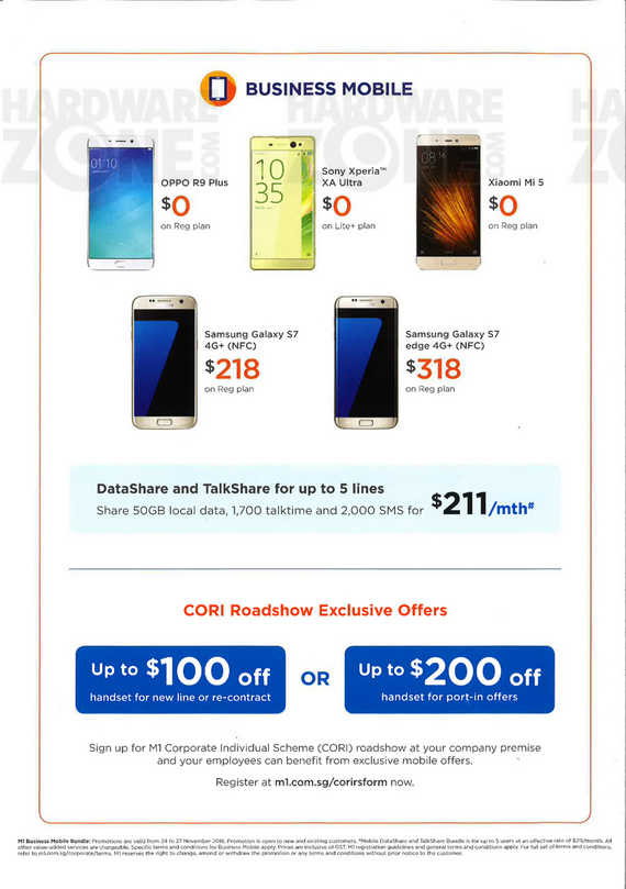 M1 business deals - page 3