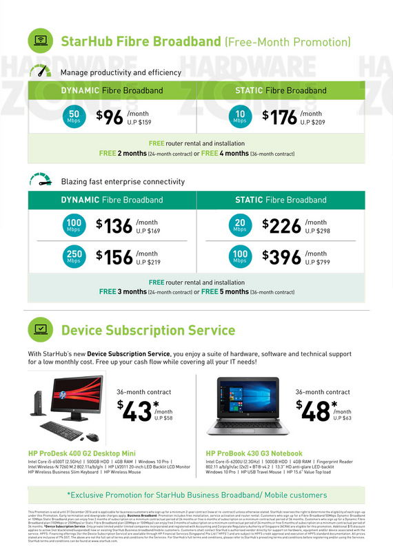 StarHub Enterprise - Pg 3
