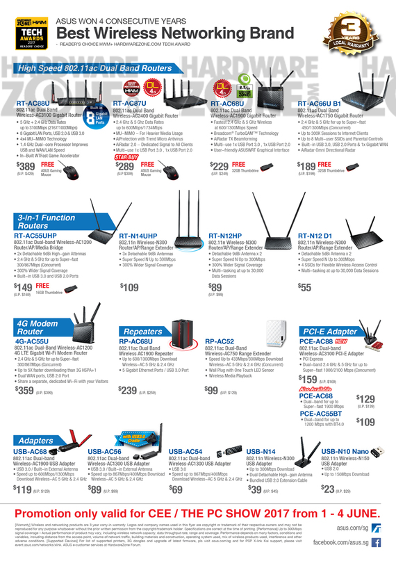 ASUS Networking - Pg 4
