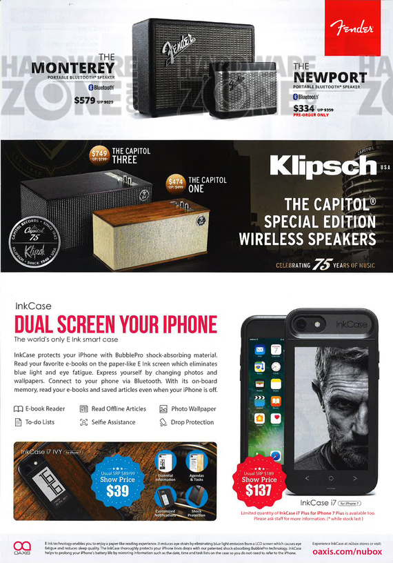 Apple iPhone accessories (Nubox) - page 6