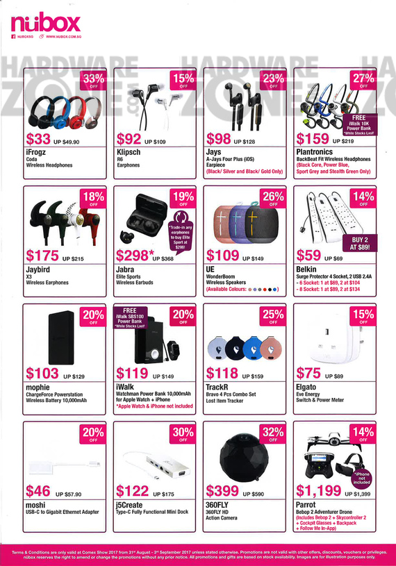 Apple iPhone accessories (Nubox) - page 2