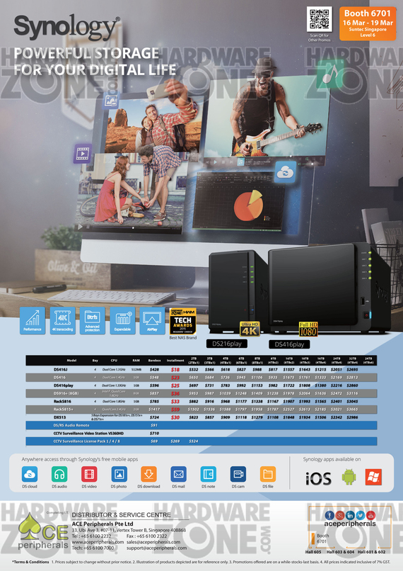 Synology @ IT Show 2017 - page 2