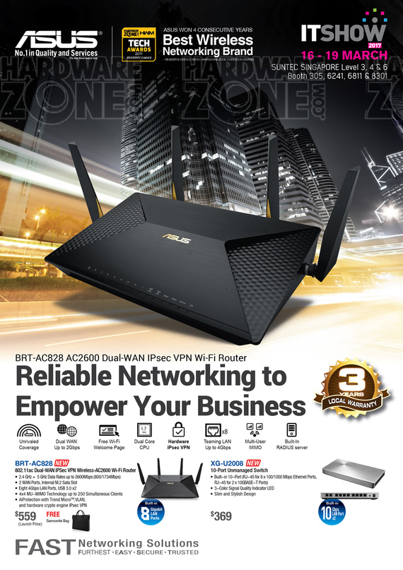 ASUS Wireless Networking - Pg 1