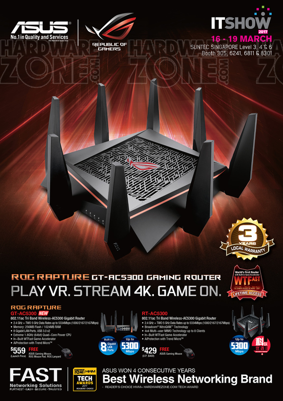 ASUS Wireless Networking - Pg 3