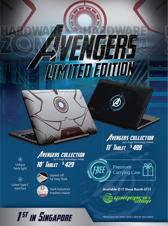 Avengers series notebooks