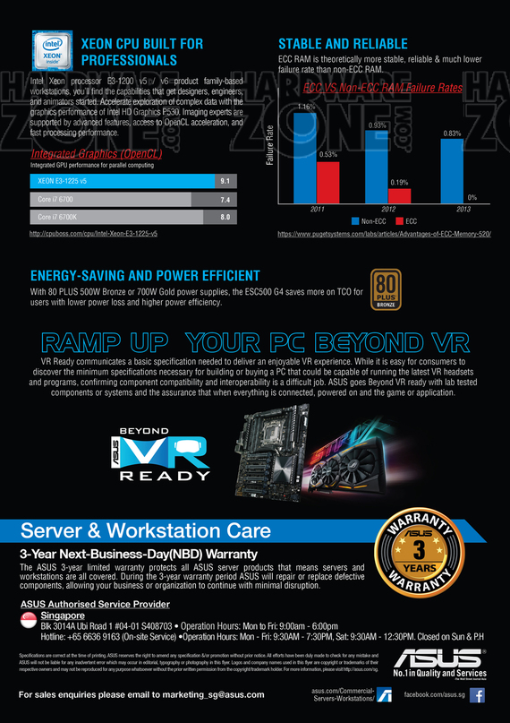 ASUS VR Workstation - Pg 2