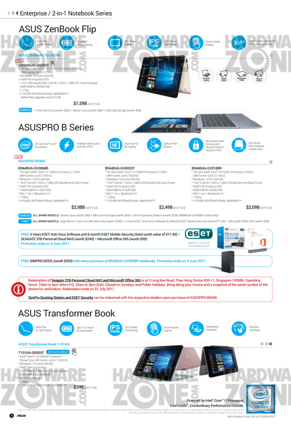 ASUS Product Guide - Pg 04