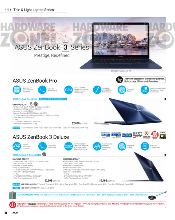 ASUS Nov Product Guide - Pg 08