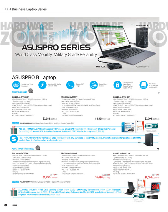 ASUS Nov Product Guide - Pg 14