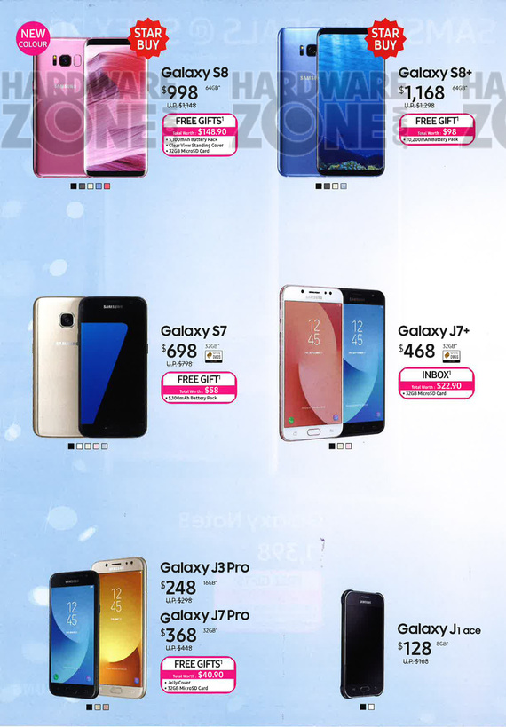 Samsung Mobile Deals - Pg 2